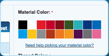 Step 2 - Choose Your Color